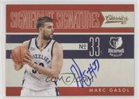Marc Gasol #/99
