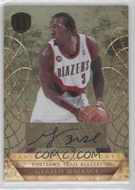 2010-11 Panini Gold Standard - [Base] - Signatures [Autographed] #121 - Gerald Wallace /99