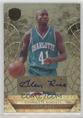 2010-11 Panini Gold Standard - [Base] - Signatures [Autographed] #183 - Glen Rice /299