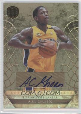 2010-11 Panini Gold Standard - [Base] - Signatures [Autographed] #210 - A.C. Green /99