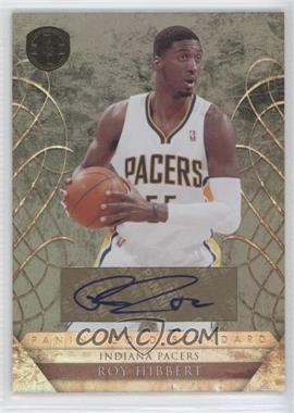 2010-11 Panini Gold Standard - [Base] - Signatures [Autographed] #95 - Roy Hibbert /299