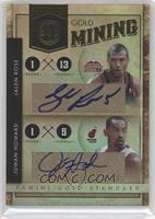 Jalen Rose, Juwan Howard /50