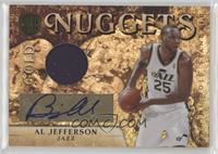 Al Jefferson #/25