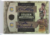 Nate Thurmond, Rick Barry /50
