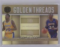 Kobe Bryant, Magic Johnson /299 [Near Mint‑Mint]
