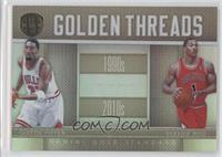 Derrick Rose, Scottie Pippen /299