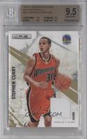 Stephen Curry /299 [BGS 9.5]