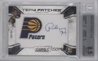 Team Patches - Paul George /455 [BGS 8.5]