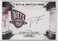 Team Patches - Derrick Favors [EXtoNM] #/458