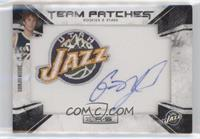 Team Patches - Gordon Hayward [Noted] #/455