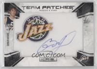 Team Patches - Gordon Hayward #/455