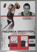 Luke Babbitt #18/49