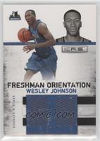 Wesley Johnson #/399