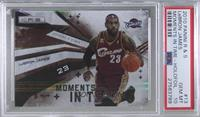 Lebron James /199 [PSA 10 GEM MT]