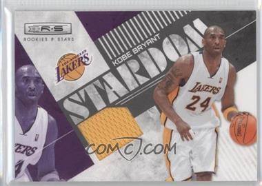 2010-11 Panini Rookies & Stars - Stardom - Materials [Memorabilia] #1 - Kobe Bryant /99