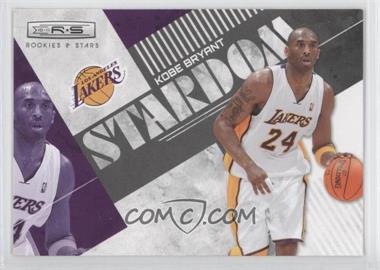 2010-11 Panini Rookies & Stars - Stardom #1 - Kobe Bryant