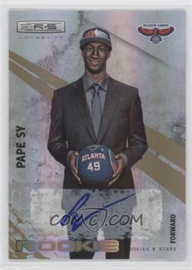 2010-11 Panini Rookies & Stars Longevity - [Base] - Signatures [Autographed] #128 - Pape Sy /799