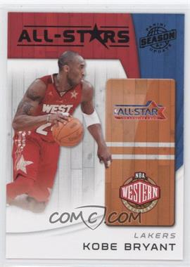 2010-11 Panini Season Update - All-Stars #24 - Kobe Bryant