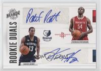Patrick Patterson, Xavier Henry /99