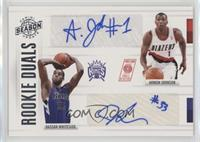 Armon Johnson, Hassan Whiteside /99