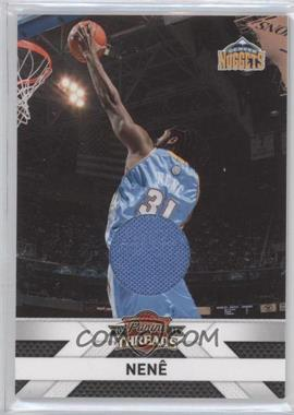 2010-11 Panini Threads - [Base] - Jerseys #112 - Nene /399
