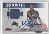 Wesley Johnson /50
