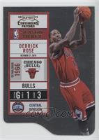 Derrick Rose #/99