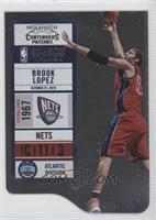 Brook Lopez #/299