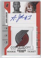 Rookie Ticket Autograph - Armon Johnson