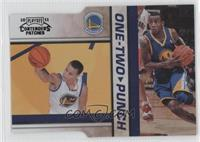 Stephen Curry, Monta Ellis #/49