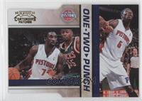 Ben Gordon, Ben Wallace /99