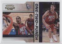 Devin Harris, Brook Lopez /99