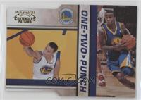 Stephen Curry, Monta Ellis #/99
