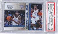 Kevin Durant, Russell Westbrook [PSA8NM‑MT]