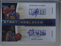 Stephen Curry, Ekpe Udoh /10