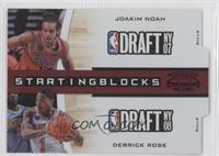 Joakim Noah, Derrick Rose /49