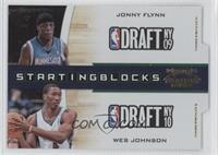 Jonny Flynn, Wesley Johnson /99