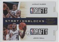 JaVale McGee, John Wall /99