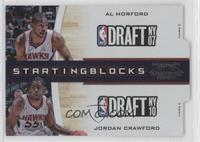 Al Horford, Jordan Crawford /299