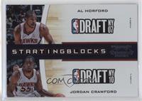 Al Horford, Jordan Crawford
