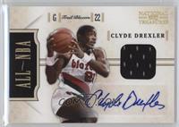 Clyde Drexler /25