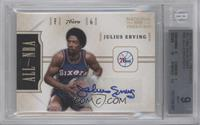 Julius Erving /10 [BGS 9]