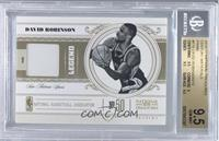David Robinson /10 [BGS 9.5 GEM MINT]