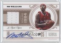 Mo Williams /99