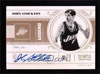 John Stockton #/10