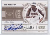 Joe Johnson /25