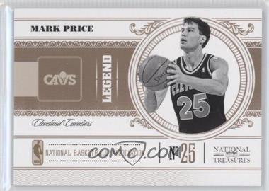 2010-11 Playoff National Treasures - [Base] #129 - Mark Price /99