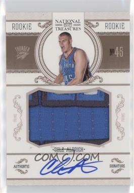 2010-11 Playoff National Treasures - [Base] #211 - Cole Aldrich /99