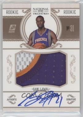 2010-11 Playoff National Treasures - [Base] #235 - Gani Lawal /99