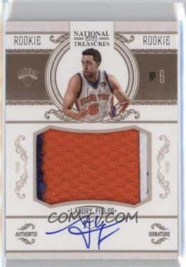 2010-11 Playoff National Treasures - [Base] #238 - Landry Fields /99